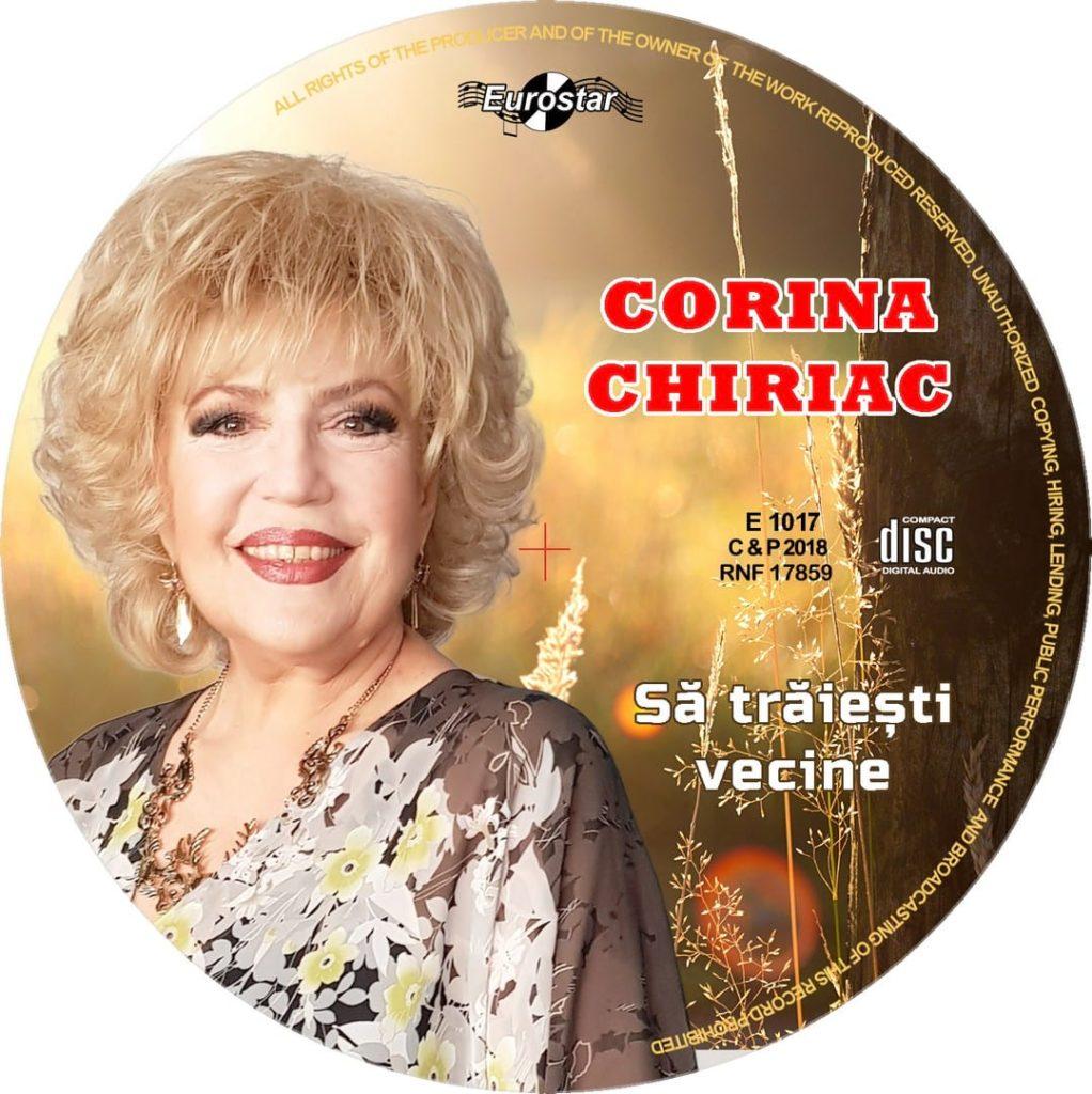 CD Corina Chiriac - Să trăiești vecine