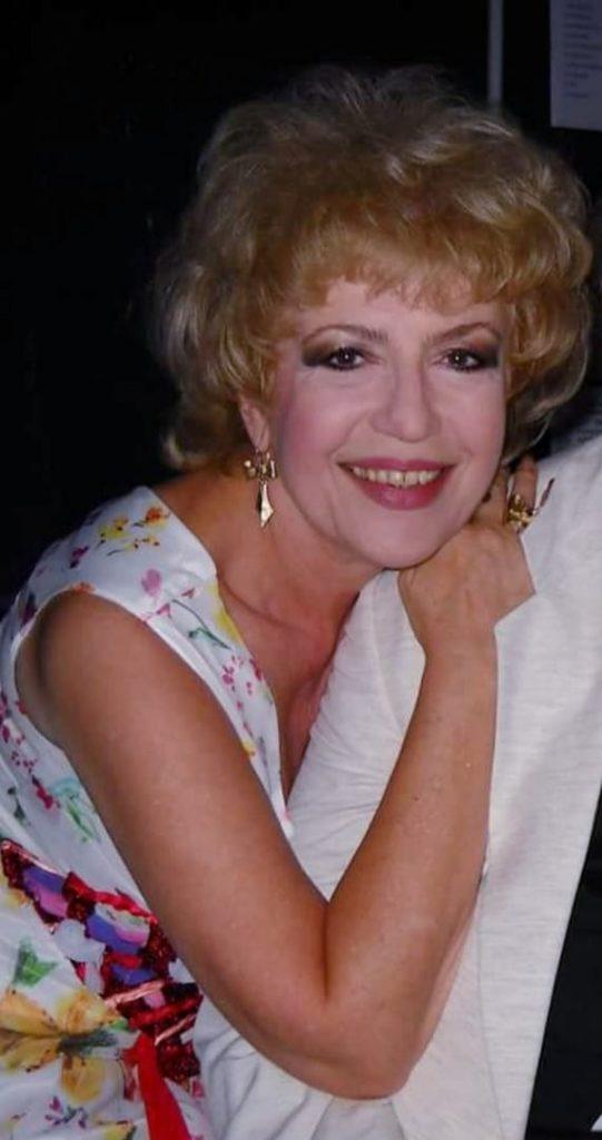 Corina Chiriac (arhivă personală, 2008)
