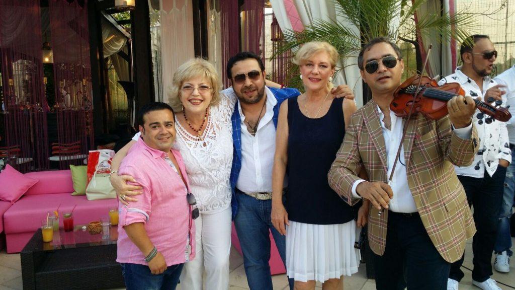 Corina Chiriac cu Adi Minune și Stela Enache