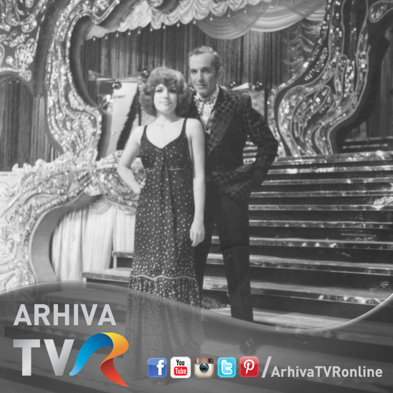 Corina Chiriac cu Stefan Banica