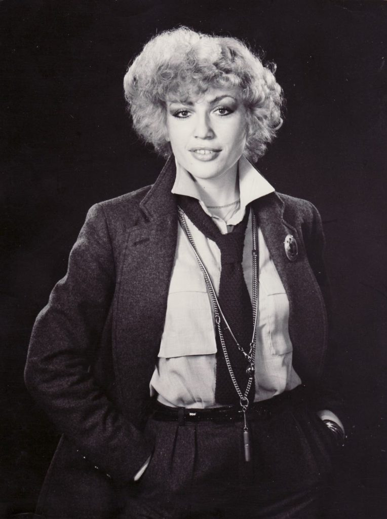 Corina Chiriac - fotografie de studio (Berlin, 1977)