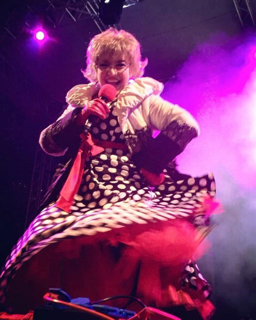 Corina Chiriac în concert la Sibiu (2017)