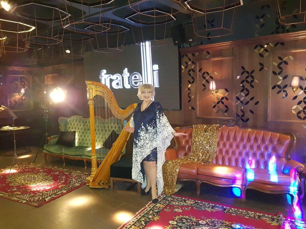 Corina Chiriac la clubul Fratelli din Timișoara