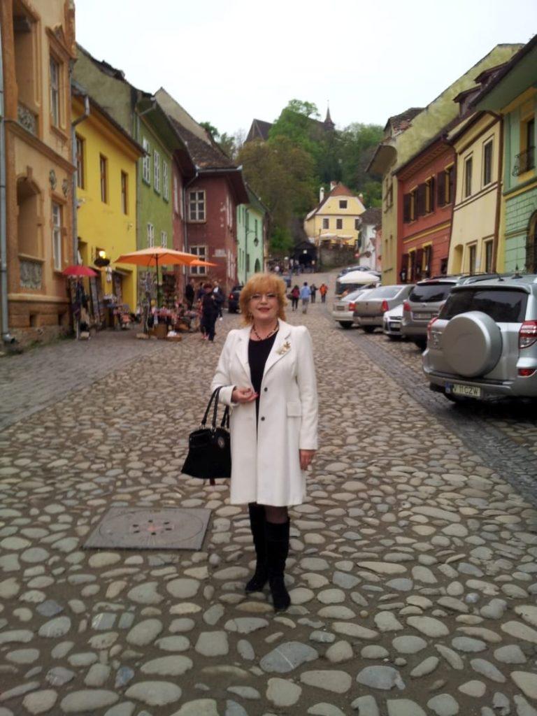 Corina Chiriac la Sighișoara