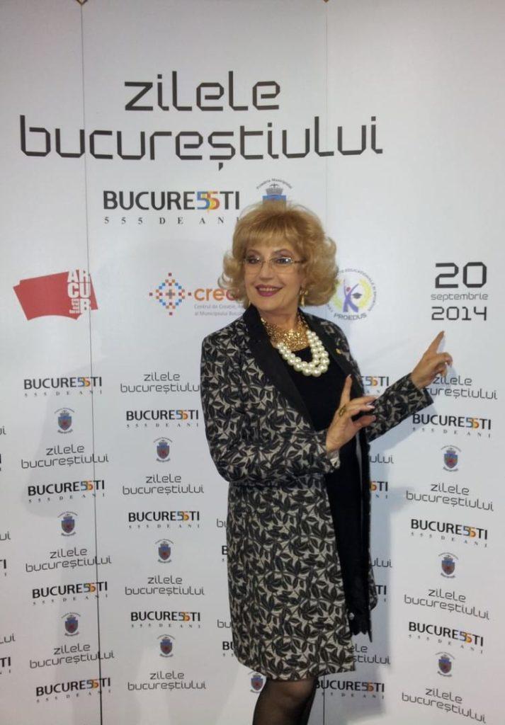 Corina Chiriac la zilele Bucurestiului 2014, foto Ioana Hameeda
