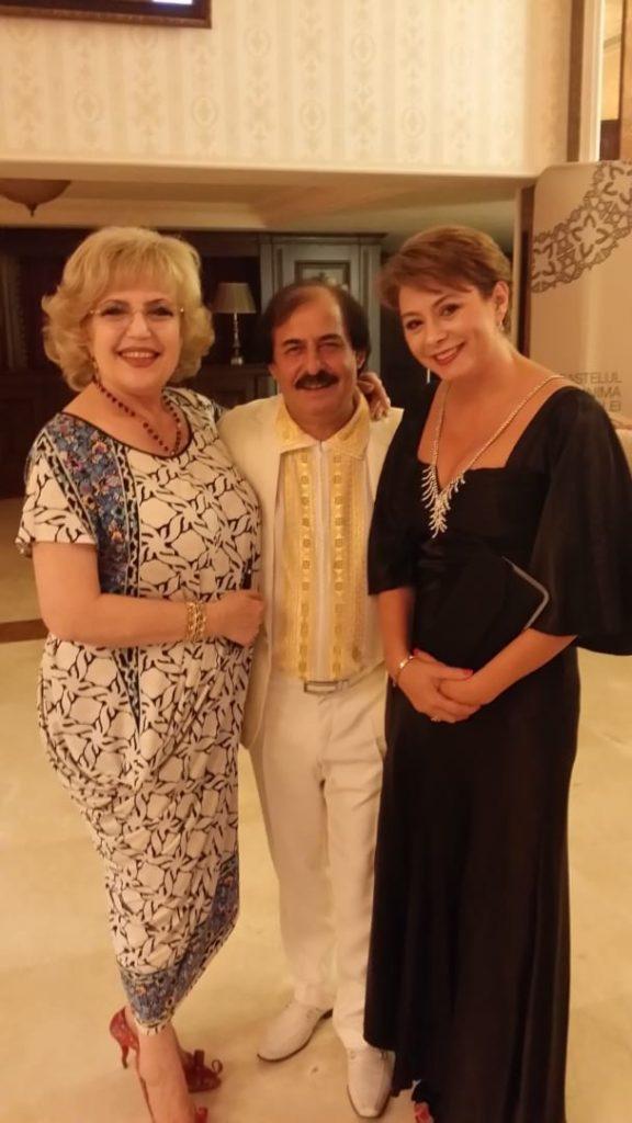 Corina Chiriac, Nicolae Botgros, Adriana Antoni